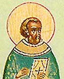 St Eugene the Presbyter and Confessor at Antioch