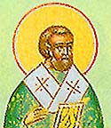 St Agathon the Pope of Rome