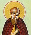 Venerable Timothy of Symbola in Bithynia