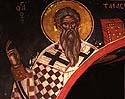 St Tarasius the Archbishop of Constantinople