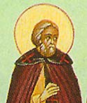 Venerable Thalelaeus the Hermit of Syria