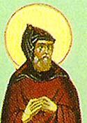 Venerable Titus the Presbyter of the Kiev Near Caves