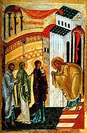 Afterfeast of the Meeting of our Lord in the Temple