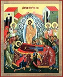 The Dormition of our Most Holy Lady the Mother of God and Ever-Virgin Mary