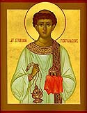 Apostle Stephen the Archdeacon of the Seventy
