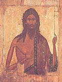 Translation of the relic of the Right Hand of John the Baptist