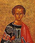 Martyr Polyeuctus of Melitene, in Armenia
