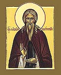Venerable Michael the Fool-for-Christ of the Klops Monastery, Novgorod