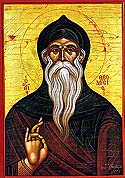 Venerable Theodosius the Great, the Cenobiarch