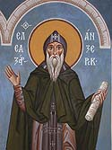 Venerable Eleazar of Anzersk Island, Solovki