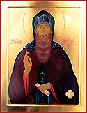 Venerable Anthony of Dymsk, Novgorod