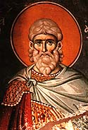 New Martyr Auxentius of Constantinople