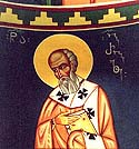 St Gregory the Theologian the Archbishop of Constantinople