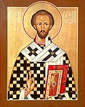 Translation of the relics of St John Chrysostom the Archbishop of Constantinople