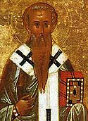 Translation of the relics of the Hieromartyr Ignatius, the Godbearer and Bishop of Antioch
