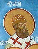 St Photius the Metropolitan of Kiev