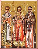 St Anatolius the Patriarch of Constantinople