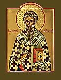 St Andrew the Archbishop of Crete