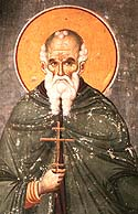 Venerable Athanasius the Founder of the Great Lavra and Coenobitic Monasticism on Mt. Athos
