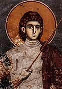 Greatmartyr Procopius of Caesarea, in Palestine