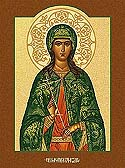 Virginmartyr Julia of Carthage