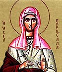 Martyr Marcella of Chios