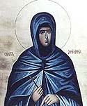 Venerable Angelina of Serbia