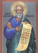 Apostle Silas of the Seventy