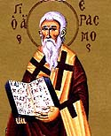 Venerable Erasmus of Ochrid