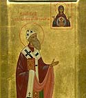 St Cyril the Archbishop of Alexandria