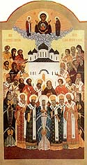 Synaxis of the Saints of Siberia