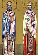Hieromartyr Methodius the Bishop of Patara