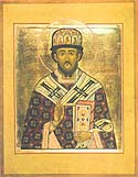 Second Translation of the relics of St Herman the Archbishop of Kazan