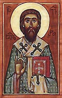 Repose of St. Anthimus, Bishop of Georgia
