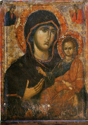 "Icon of the Mother of God ""Neamts"""