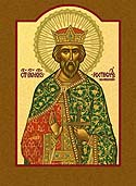 Right-believing Great Prince Rostislav-Michael the Prince of Kiev