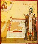 St Arsenius the Bishop of Tver