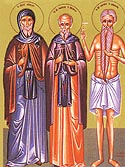 Martyr Conon of Isauria