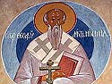 St Theophylactus the Bishop of Nicomedia