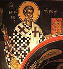 St Gregory Dialogus, the Pope of Rome