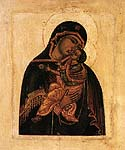 "Icon of the Mother of God of Smolensk the ""Sweet-Kissing"""
