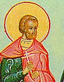 Martyr Philetus the Senator, his wife and sons in Illyria