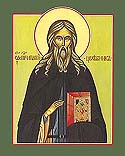 Venerable Hypatius the Healer of the Kiev Caves