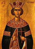 Greatmartyr Irene of Thessalonica