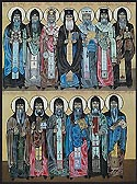 St John of Zedazeni and his Twelve Disciples