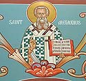 Equal of the Apostles and Teacher of the Slavs, Methodius