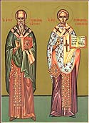 St Epiphanius the Bishop of Cyprus