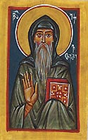 St Euthymius of Athos the translator