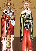 Hieromartyr Patrick the Bishop of Prusa with his companions