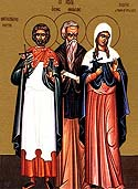 St Lydia of Philippisia